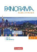 Cover-Bild zu Panorama, Deutsch als Fremdsprache, A2: Gesamtband, Kursbuch - Kursleiterfassung von Finster, Andrea