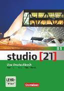 Cover-Bild zu Studio [21], Grundstufe, B1: Gesamtband, Das Deutschbuch (Kurs- und Übungsbuch), Mit E-Book auf scook.de und Materialdownload auf cornelsen.de/codes von Funk, Hermann