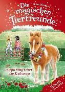 Cover-Bild zu Meadows, Daisy: Die magischen Tierfreunde - Pippa Pony rettet die Einhörner