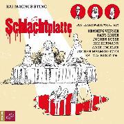 Cover-Bild zu Sting, Kai Magnus: Schlachtplatte (Audio Download)