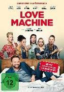 Cover-Bild zu Love Machine - Er hat nicht nur ein großes Herz von Wohlmuth, Silvia