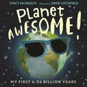 Cover-Bild zu Mcanulty, Stacy: Planet Awesome