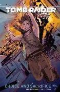 Cover-Bild zu Tamaki, Mariko: Tomb Raider Volume 2 (2017)