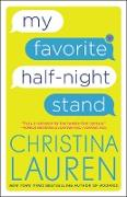 Cover-Bild zu Lauren, Christina: My Favorite Half-Night Stand (eBook)