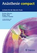 Cover-Bild zu Roewer, Norbert: Anästhesie compact