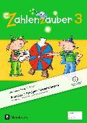 Cover-Bild zu Zahlenzauber 3. Schuljahr. Neuausgabe. Prüfpaket. BY von Betz, Bettina