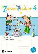 Cover-Bild zu Zahlenzauber 4. Schuljahr. Allgemeine Ausgabe - Neubearbeitung 2016. Arbeitsheft von Betz, Bettina