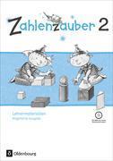 Cover-Bild zu Zahlenzauber 2. Schuljahr. Lehrermaterialien Ordner von Kullen, Christine