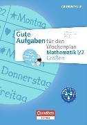Cover-Bild zu Gute Aufgaben für den Wochenplan 1./2. Schuljahr. Mathematik. Grössen. Lehrermaterialien von Groß, Gerda