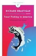 Cover-Bild zu Trout Fishing in America von Brautigan, Richard