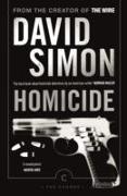 Cover-Bild zu Homicide von Simon, David