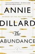 Cover-Bild zu The Abundance von Dillard, Annie