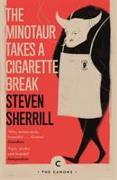 Cover-Bild zu The Minotaur Takes A Cigarette Break von Sherrill, Steven