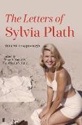 Cover-Bild zu Plath, Sylvia: Letters of Sylvia Plath Volume I (eBook)