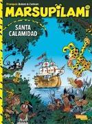 Cover-Bild zu Franquin, André: Marsupilami 13: Santa Calamidad