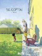 Cover-Bild zu Zidrou: Die Adoption 01. Qinaya
