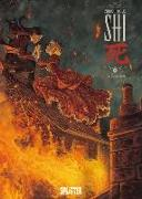 Cover-Bild zu Zidrou: SHI 02. Der Dämonenkönig