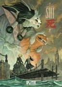 Cover-Bild zu Zidrou: SHI. Band 3