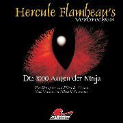 Cover-Bild zu Hercule Flambeau's Verbrechen, Folge 4: Die 1000 Augen der Ninja (Audio Download) von Crown, Ellen B.