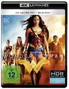 Cover-Bild zu Connie Nielsen (Schausp.): Wonder Woman (Remastered)