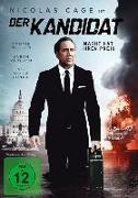 Cover-Bild zu Nicolas Cage (Schausp.): Der Kandidat - Macht hat Ihren Preis