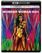 Cover-Bild zu Connie Nielsen (Schausp.): Wonder Woman 1984 - 4K UHD
