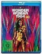 Cover-Bild zu Connie Nielsen (Schausp.): Wonder Woman 1984 (3D) - Blu-ray