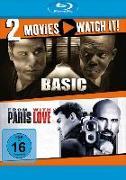 Cover-Bild zu McTiernan, John (Reg.): Basic / From Paris With Love