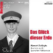 Cover-Bild zu Das Glück dieser Erde - Die Bereiterin Hannah Zeitlhofer (Audio Download) von Sichtermann, Barbara