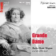 Cover-Bild zu Grande Dame - Barbe-Nicole Clicquot und das Rüttelpult (Audio Download) von Sichtermann, Barbara