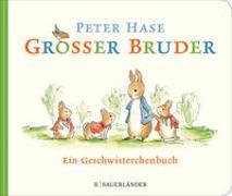 Cover-Bild zu Großer Bruder Peter Hase von Potter, Beatrix
