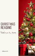 Cover-Bild zu Christmas Reading: 400 Christmas Novels Stories Poems Carols Legends (Illustrated Edition) (eBook) von Lagerlöf, Selma
