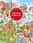 Cover-Bild zu Das große Schweiz Wimmelbuch von Konrad, Volker (Illustr.)