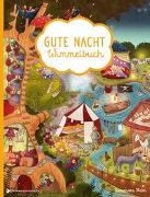 Cover-Bild zu Gute Nacht Wimmelbuch von Helm, Alexandra (Illustr.)