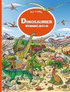 Cover-Bild zu Dinosaurier Wimmelbuch von Walther, Max (Illustr.)