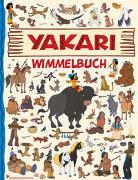 Cover-Bild zu Yakari Wimmelbuch von Frey, Madlen (Illustr.)