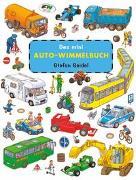 Cover-Bild zu Das große Auto Wimmelbuch von Seidel, Stefan