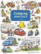 Cover-Bild zu Camping Wimmelbuch von Lange, Igor (Illustr.)