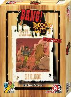 Cover-Bild zu Sciarra, Emiliano: BANG! Dodge City Erweiterung