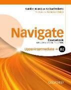 Cover-Bild zu Navigate: B2 Upper-intermediate: Coursebook with DVD and Oxford Online Skills Program
