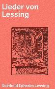 Cover-Bild zu Lieder von Lessing (eBook) von Lessing, Gotthold Ephraim