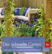 Cover-Bild zu Waechter, Dorothée: Der schnelle Garten