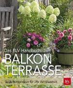 Cover-Bild zu Waechter, Dorothée: Das BLV Handbuch Balkon Terrasse