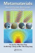 Cover-Bild zu Cui, Tie Jun: Metamaterials (eBook)