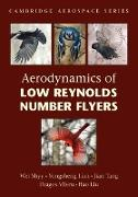 Cover-Bild zu Lian, Yongsheng: Aerodynamics of Low Reynolds Number Flyers
