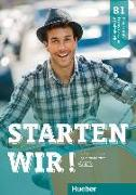 Cover-Bild zu Starten wir! B1. Arbeitsbuch von Brüseke, Rolf