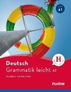 Cover-Bild zu Grammatik leicht A1 von Brüseke, Rolf