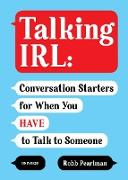 Cover-Bild zu Pearlman, Robb: Talking IRL