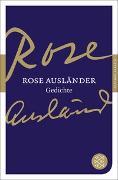 Cover-Bild zu Ausländer, Rose: Gedichte