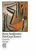 Cover-Bild zu Ausländer, Rose: Brief aus Rosen